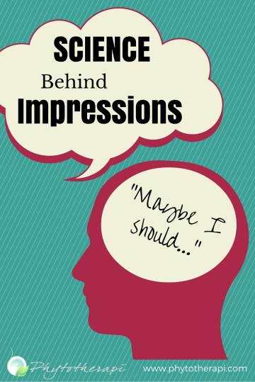 science behind impressions