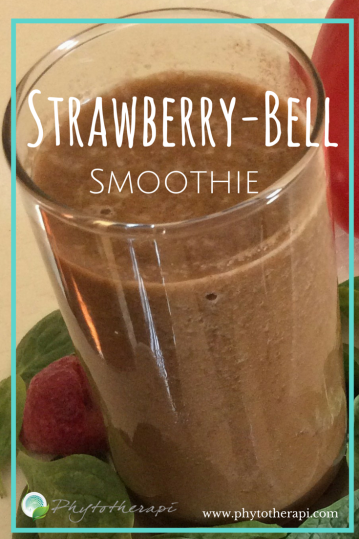 Strawberry-Bell Smoothie