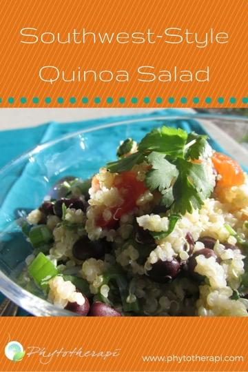 Southwest-StyleQuinoa Salad