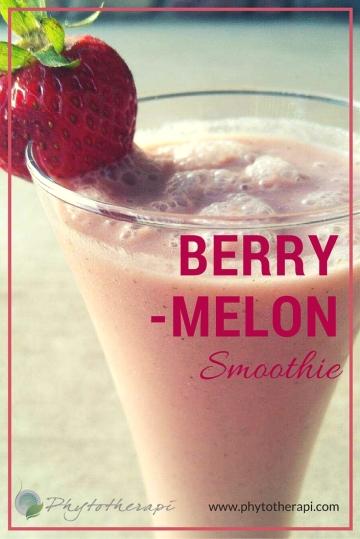 Berry Melon Smoothie