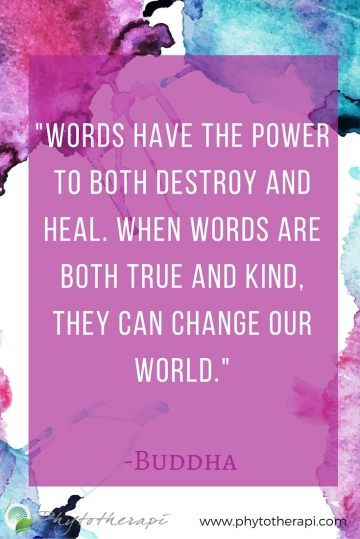 Quote-Words have the power