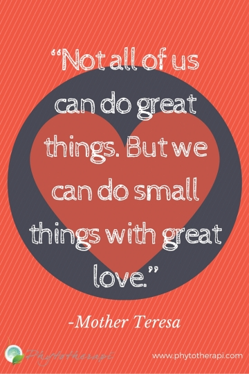 """Not all of us can do great things-PIN"